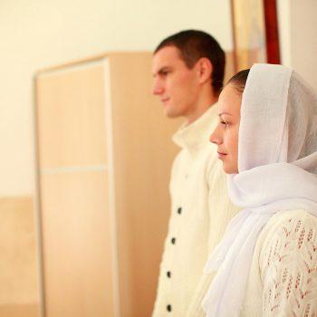 Фотограф на крещение в Минске.